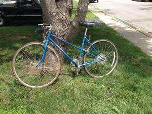 Peugeot 103 Bike Peugeot Carbolite 103 Bicycle Made In Blue Ebay