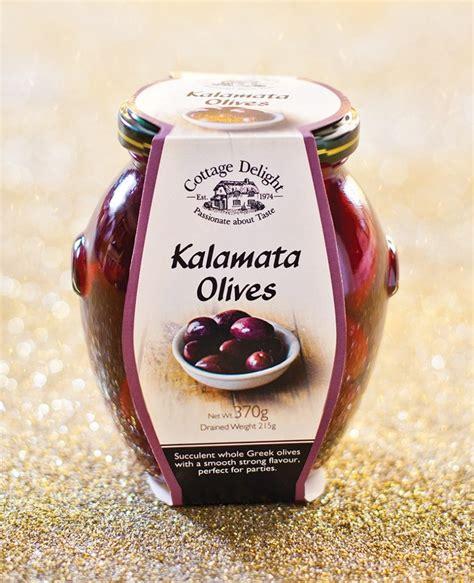 Cottage Delight by Cottage Delight Kalamata Olives 370g Bosworths Shop