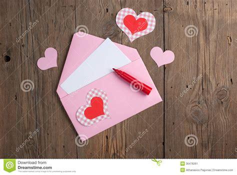 Handmade Letter Paper - letter stock image image 36478261