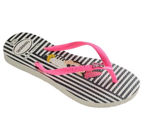 Br Sandal Ribbon Pink havaianas flip flops havaianas disney cool white