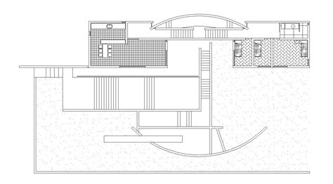 tadao ando floor plans tadao ando iwasa house cad design free cad blocks