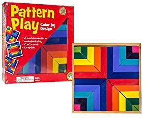 pattern play games amazon com mindware pattern play toys games
