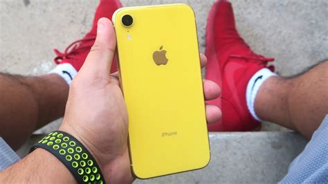 iphone xr yellow unboxing giveaway youtube