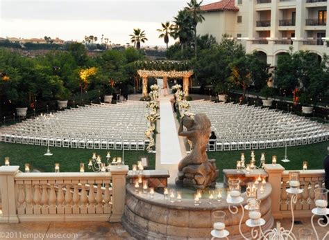 hotel wedding venues in southern california 2 the of monarch resort weddings my