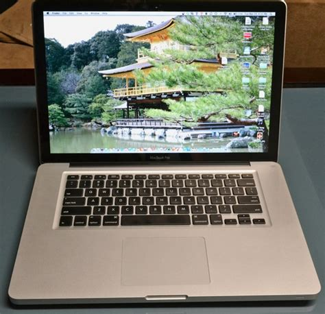 Macbook Pro 15 Inch Early macbook pro 15 4 quot is fast review