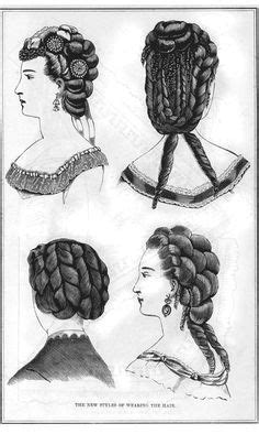 how to cut hair in 1870 a simple 1870s hairstyle tutorial and a review of mona
