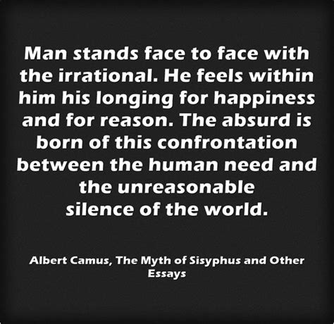 The Myth Of Sisyphus And Other Essays by Get 20 Albert Camus Quotes Ideas On Without Signing Up Albert Camus Camus Quotes