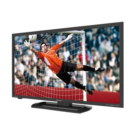 Sharp Aquos 32le265 Led Tv 32 Inch jual sharp aquos lc 32le260i hitam led tv 32 inch