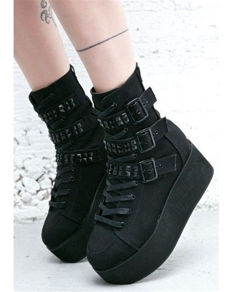 s shoes platforms creepers jellys boots more