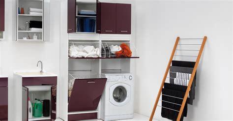 lavanderia mobili ladari bagno moderni
