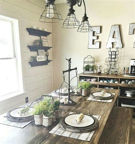 farmhouse dining table lighting wrought iron scale farmhouse table galvanized letters