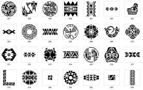 design pattern meaning tribal warrior tattoo designs tribal images maya meso