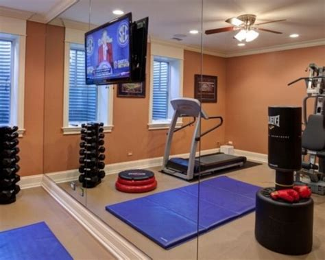 best bedroom workout 58 well equipped home gym design ideas digsdigs