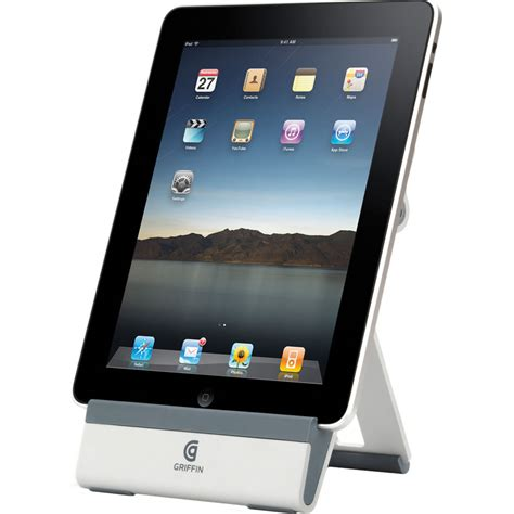 Brenthaven Ipod For Stand Up Viewing by Griffin Technology A Frame Tabletop Stand For Gc16036 B H