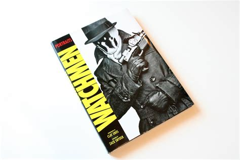 watchmen art of the 1848560680 book reviews watchmen the film companion watchmen art of the film watchmen portraits