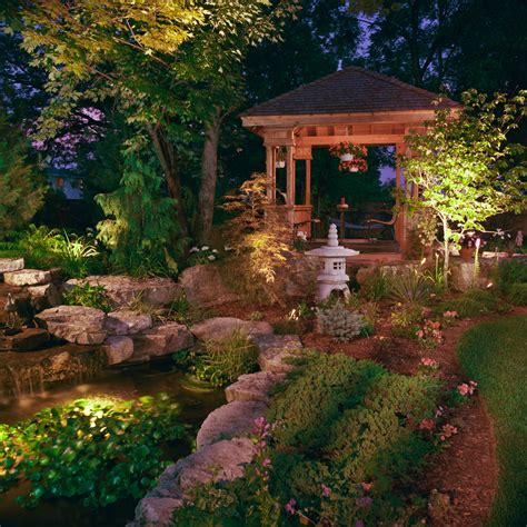 Backyard Landscape Lighting 65 Philosophic Zen Garden Designs Digsdigs