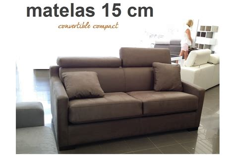 matelas en promo canape lit droit convertible rapido express compact mayor
