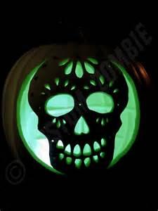 17 best ideas about sugar skull pumpkin on pinterest skull pumpkin jack skellington pumpkin
