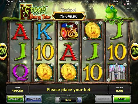 frogs fairy tale slot machine play   game slotucom