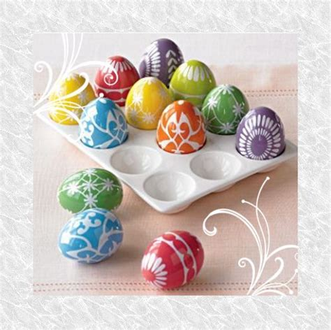 decorar huevos porexpan huevos de pascua ideas para decorarlos en casa