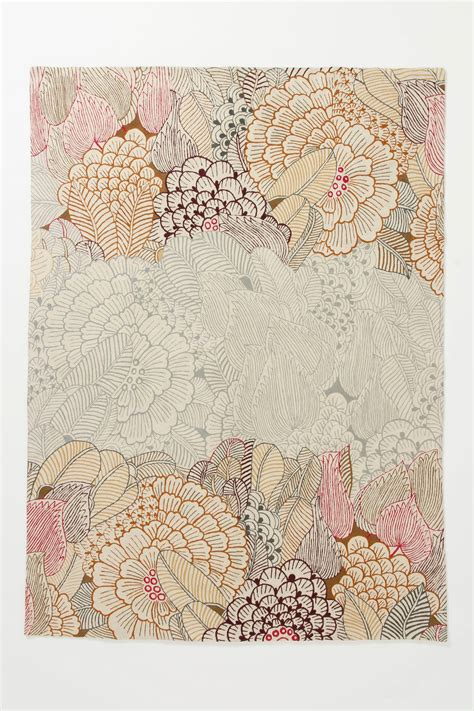 Anthropologie Kitchen Rug Mutabilis Rug Anthropologie