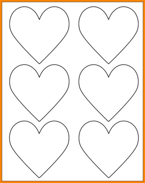 printable templates hearts 11 printable hearts cashier resume