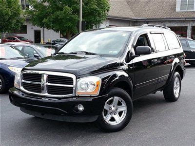 auto body repair training 2005 dodge durango transmission control purchase used 2005 dodge durango slt 4wd in exton pennsylvania united states for us 7 488 00