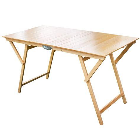 tavoli legno pieghevoli tavoli pieghevoli in legno ferramenta centro italia