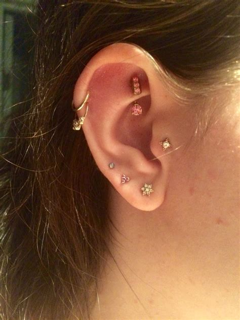 tantalizing tragus piercing collection ibytemedia 130 best earrings images on pinterest piercings