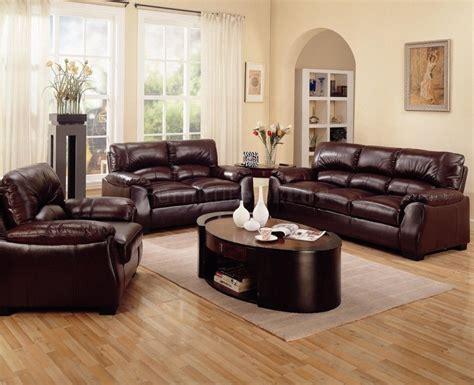 feeling convenience  soft brown sofa  wooden floor