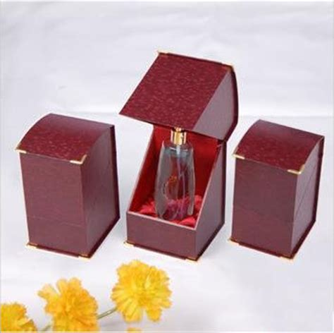 Handmade Perfumes - modern handmade perfume packaging box design templates