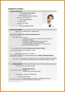 Resume Template 2017 Forbes 6 Best Cv Template 2017 Mailroom Clerk