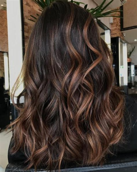 hair color with caramel highlights 60 hairstyles featuring brown hair with highlights