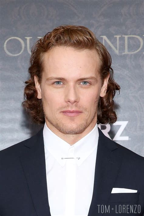 City Play Carpet by Caitriona Balfe And Sam Heughan At The Quot Outlander Quot New