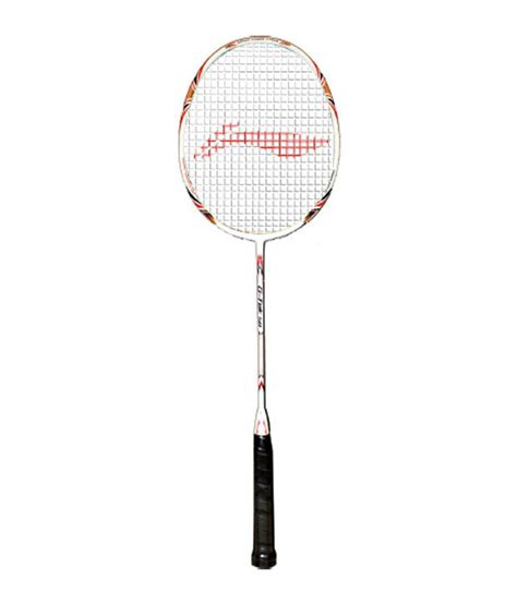 Raket Badminton Lining Ss 21 li ning g tek 58 badminton racket buy at best