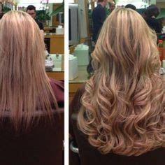 great lengths hair extensions before during after cold 1000 images about great lengths before and after