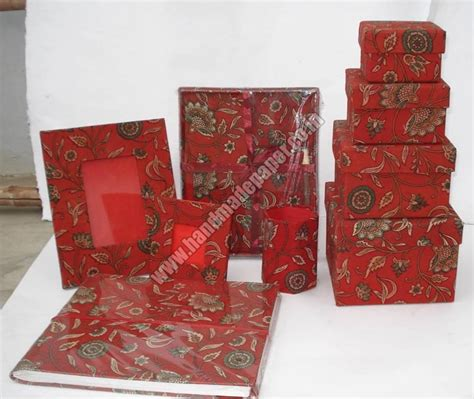 handmade paper corporate gift set manufacturers