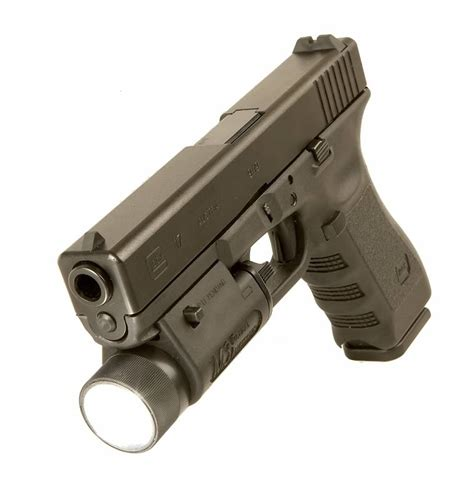 glock 17 tactical light deactivated glock 17