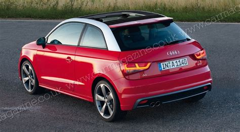 Audi Cabrio A1 by Audi A1 Convertible Scooped