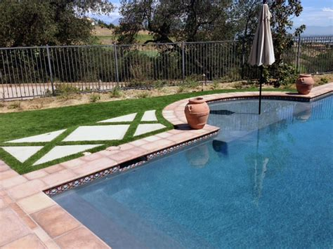 backyard turf cost artificial turf cost la quinta california landscape design backyard pool
