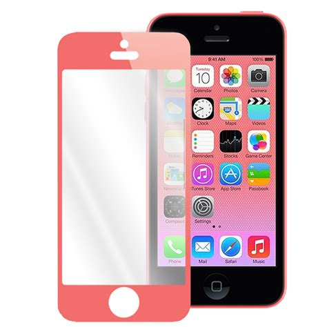 Temperd Glass Color Iphone7 1 greatshield premium color tempered glass screen protector