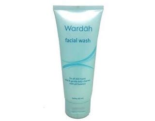 Harga Wardah White Secret Dan Gambarnya wardah wash untuk kulit kering serta harga dan