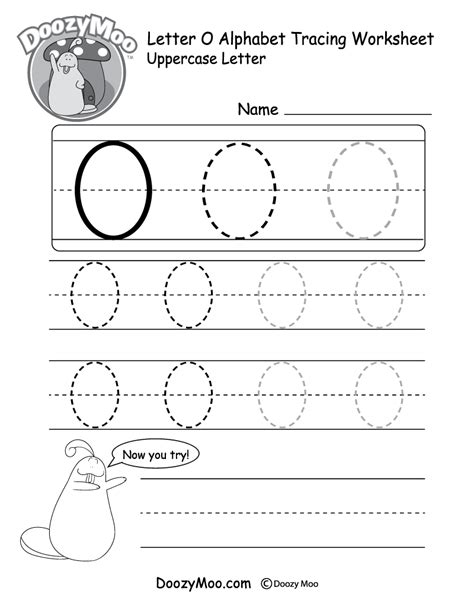 worksheet alphabet o uppercase letter o worksheets for preschool uppercase