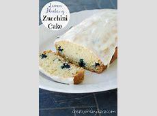 Lemon Blueberry Zucchini Cake Lemon Dessert Bars