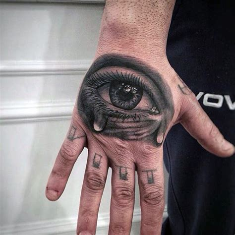 top 100 eye tattoo designs for men a complex look closer