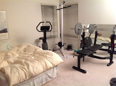 Bedroom Workout Need Decorator Ideas For A Guest Bedroom Workout Room