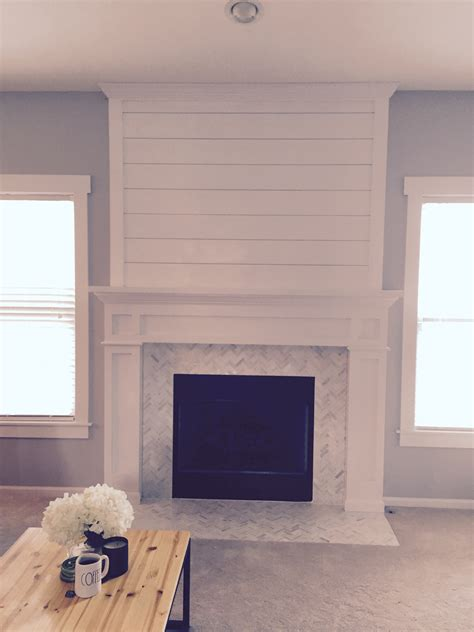 shiplap fireplace etc shiplap fireplace - Shiplap Fireplace