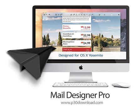 دانلود mail designer pro 365 v1 1 2 macosx نرم افزار
