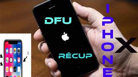 comment restaurer iphone x iphone 8 et 8 plus en mode dfu ou r 233 cup 233 ration mettre 224 jour