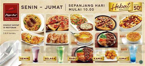 Paket Hemat Banget katalog promo terbaru promo pizza hut hebat hemat banget